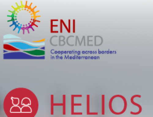 Synergy created with ENI-CBC HELIOS PROJECT